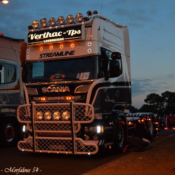 - Le Mans 2015 - ( 2ème partie / Trucks Show )
