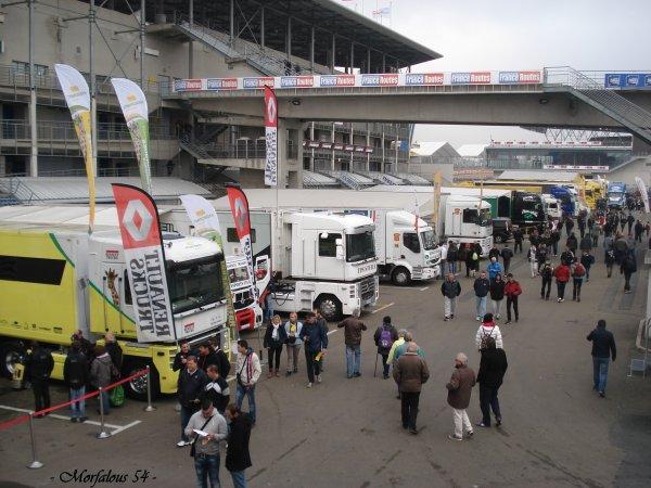 - Le Mans 2015 - ( 2ème partie / Truck Racing )