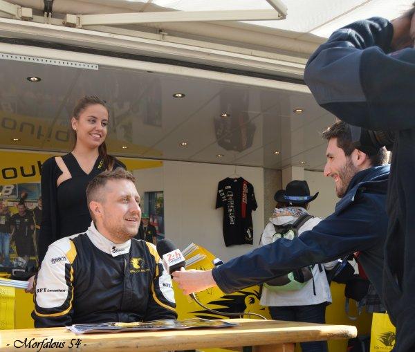- Le Mans 2015 - ( 3ème partie / Truck Racing )