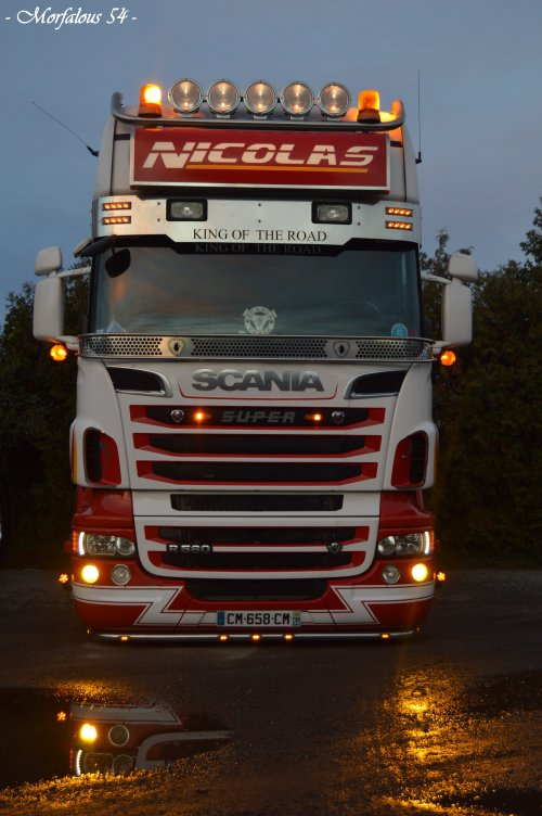 Transports Nicolas / Briey (54)