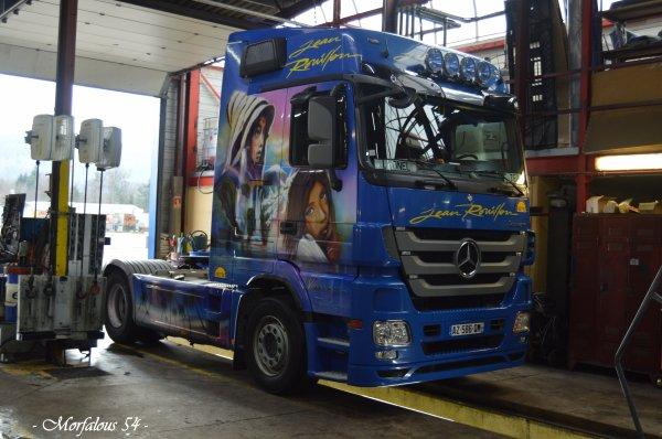 -  Le syndicat (88) / Transports Rouillon -
