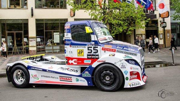 - EUROPEAN  Truck Racing 2016 -