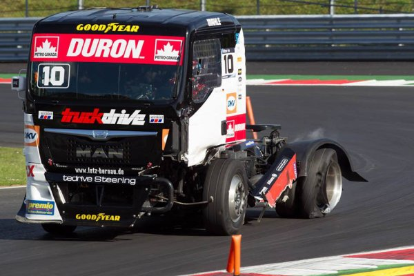 - EUROPEAN TRUCK RACING - Red Bull Ring ( Autriche ) 1ère