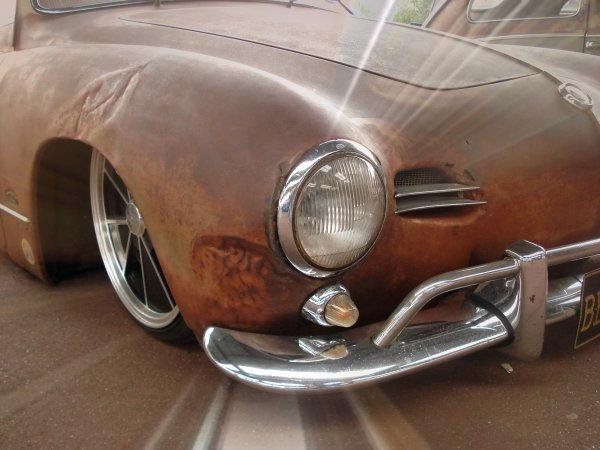 Petite parenthèse VW ... ma 2ème grande passion !
