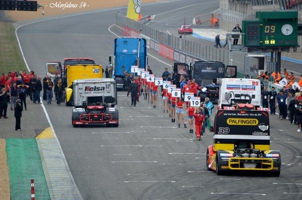 Le Mans ( 3ème page ... la suite )