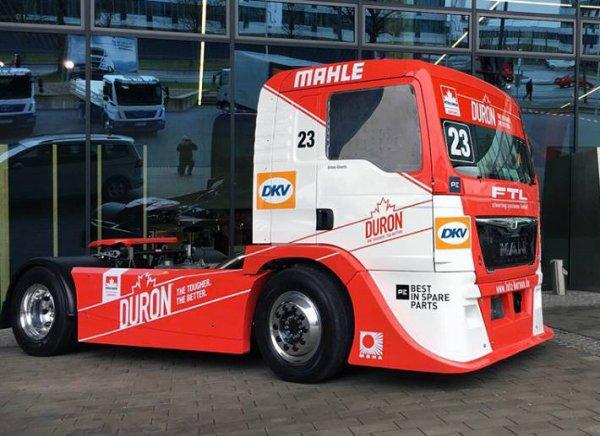 - EUROPEAN TRUCK RACING  2017 -