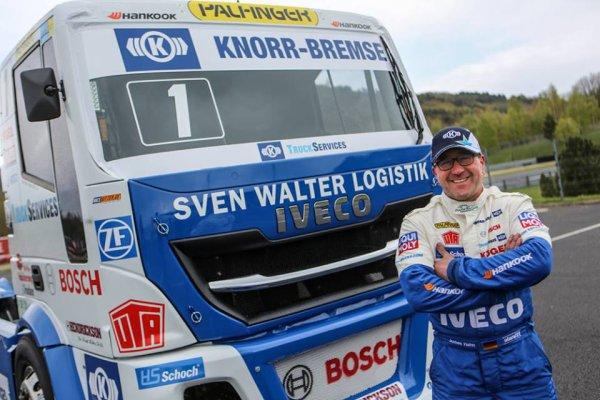 EUROPEAN Truck Racing 2017