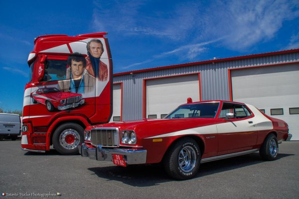"Nouveauté : "" Starsky & Hutch "" by Lorent for Laura-trans ... EXCELLENT !!!"