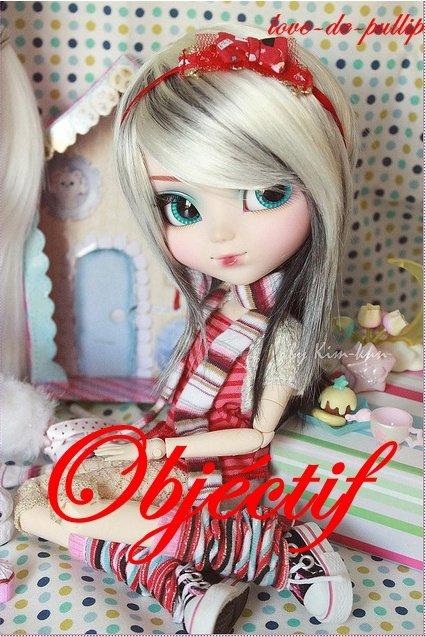 Objectif pour mes dolls ♥♥♥