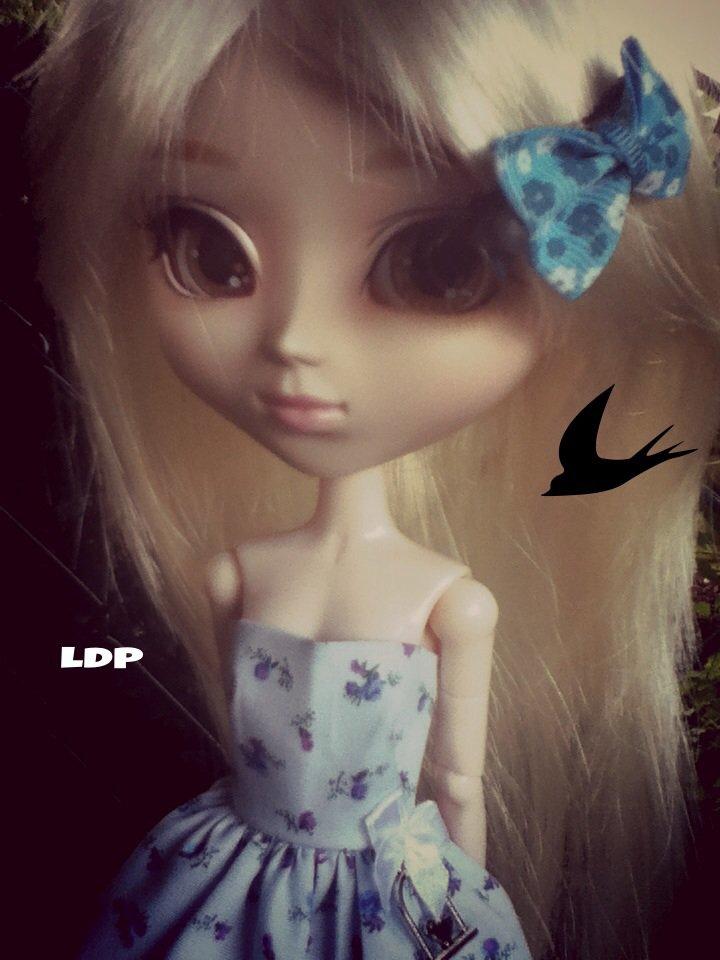 ♥Présentation de ma 2eme Pullip ♥ :