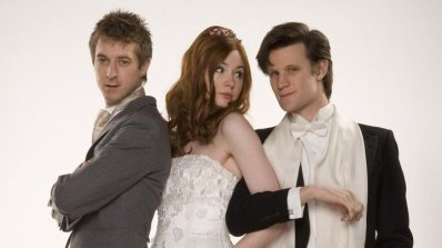Doctor, Amy & Rory