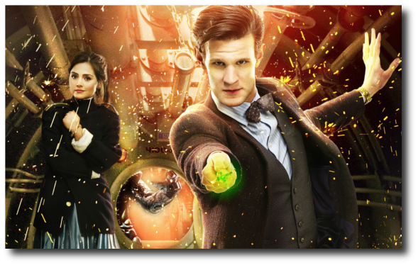 Doctor Who Season 7 Episode 9 Cold of War
