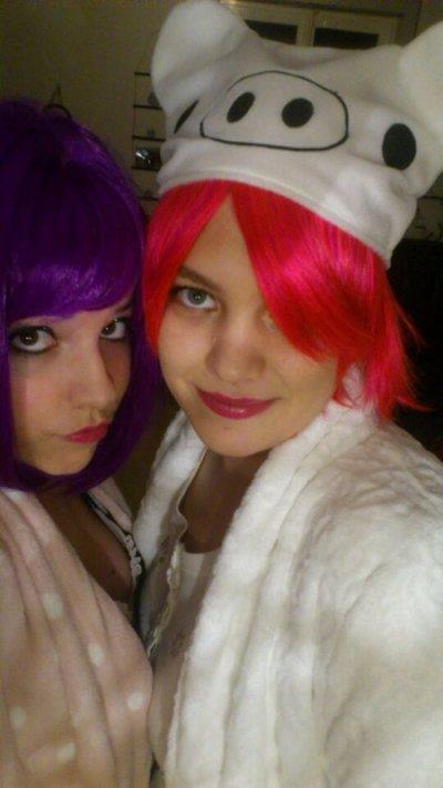 Amy et Me