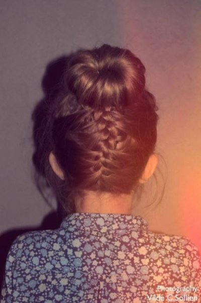 Beautiful hair *