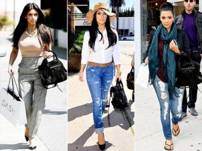 Kim Kardashian's Style *