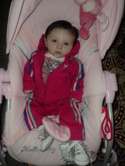 voila ma fille trop magnifique!!!