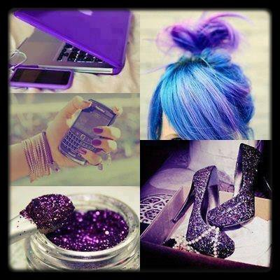 I LOVE PURPLE !