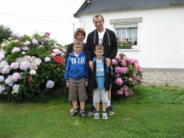 Les ptiots picards de passagent en Bretagne ......