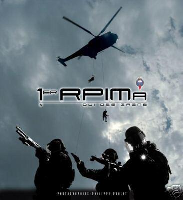 1er RPIMa and my life!!!