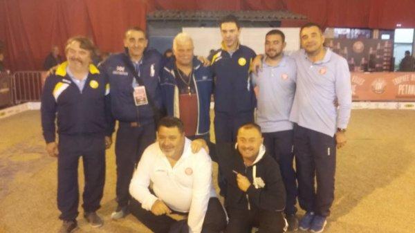 JOEL TROPHEE DES VILLES  à Valence d'Agen et les Equipes