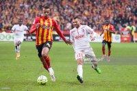 Maillot porté RC Lens - 2014-2015