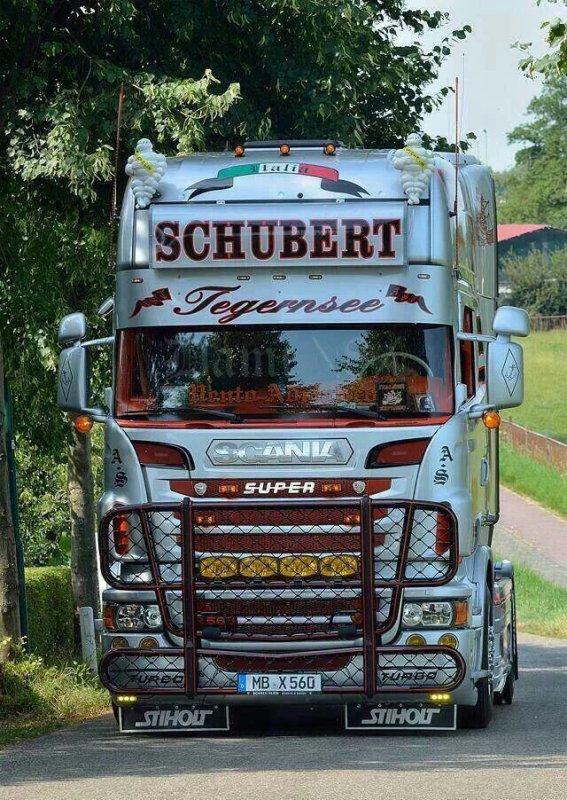 Schubert une boîte qui me fait rêver