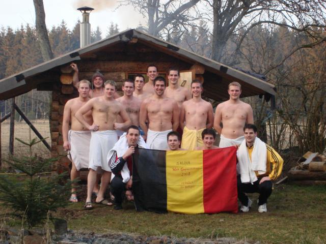 Sauna-Nationalteam