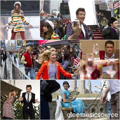 """Dans les coulisses de """"New-York"""" (2x22)."""