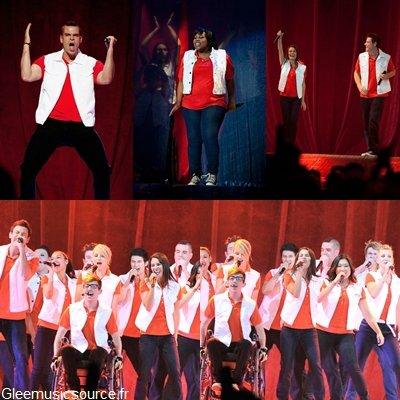 Le Glee Live Tour à Toronto.