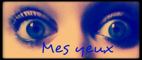 My eyes /: