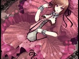 Meiko également version gothique