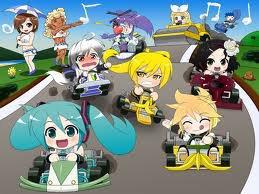 Vocaloid Kart