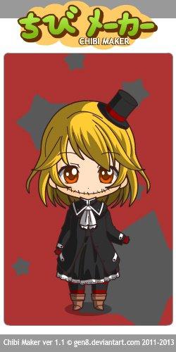 """Rin Kagamine """"Trick and Treat"""" (spécial Halloween)"""