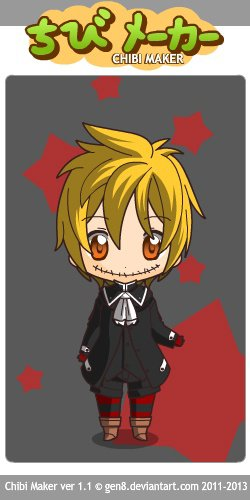 "Len Kagamine ""Trick and Treat""(spécial Halloween)"