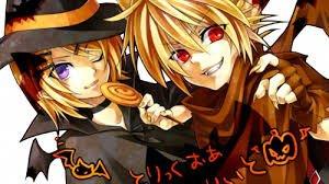 Rin et Len....