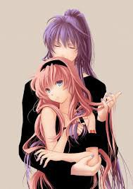 COUPLE VOCALOID: GAKUPO X LUKA