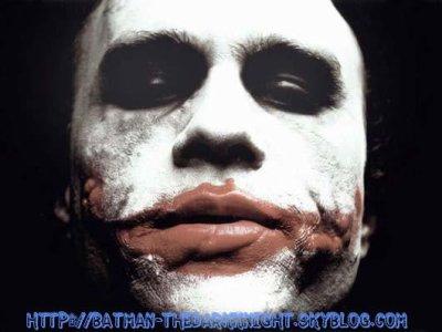 Le Joker est mort...
