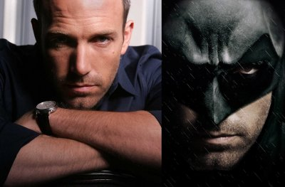 Ben Affleck : nouveau BATMAN