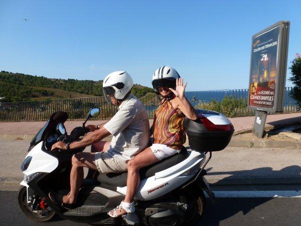 Promenade à Collioure .....