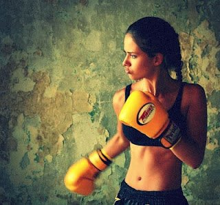 Chapter twenty ~ Did you do boxing?
