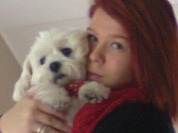 Mon bebe et moi <3