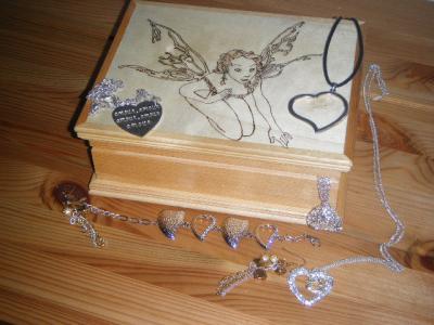 boite a bijoux fée