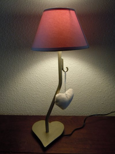 lampe coeur 2