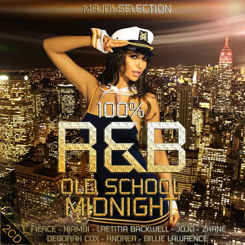 100% R&B Old school midnight - Majdi Selection