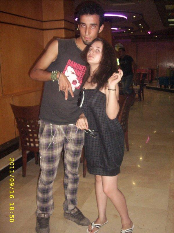 with  hiim