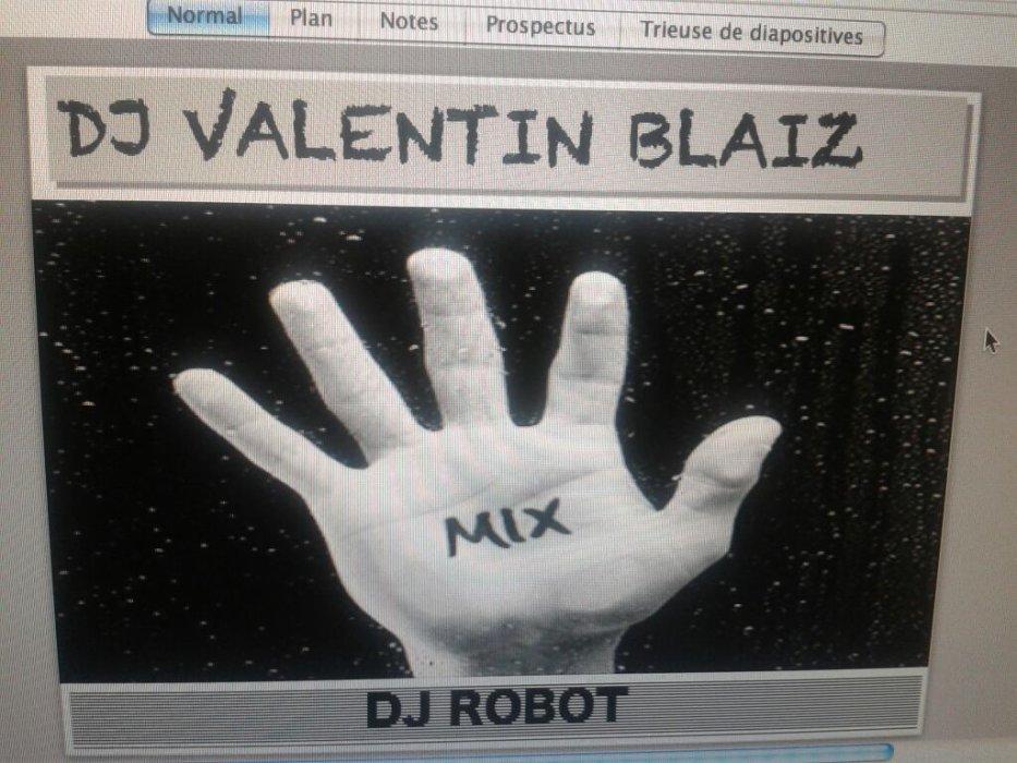 VALENTIN BLAIZ
