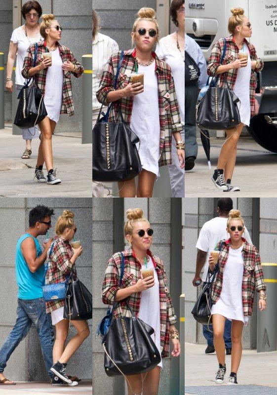 Miley encore a Philadelphie