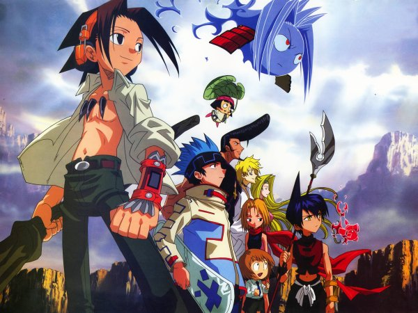 Manga: Shaman King