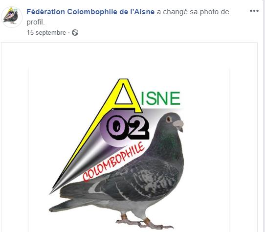Le Goupement de l'Aisne sur Facebook