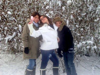 nous a la neige